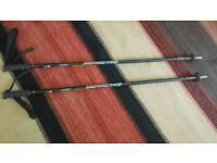Kids ski poles Salomon Equipe, 95cm long