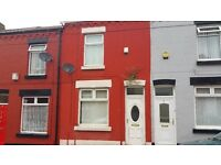 2 Bedroom terraced house to rent on Oceanic road, L13 - Flexible moving in costs