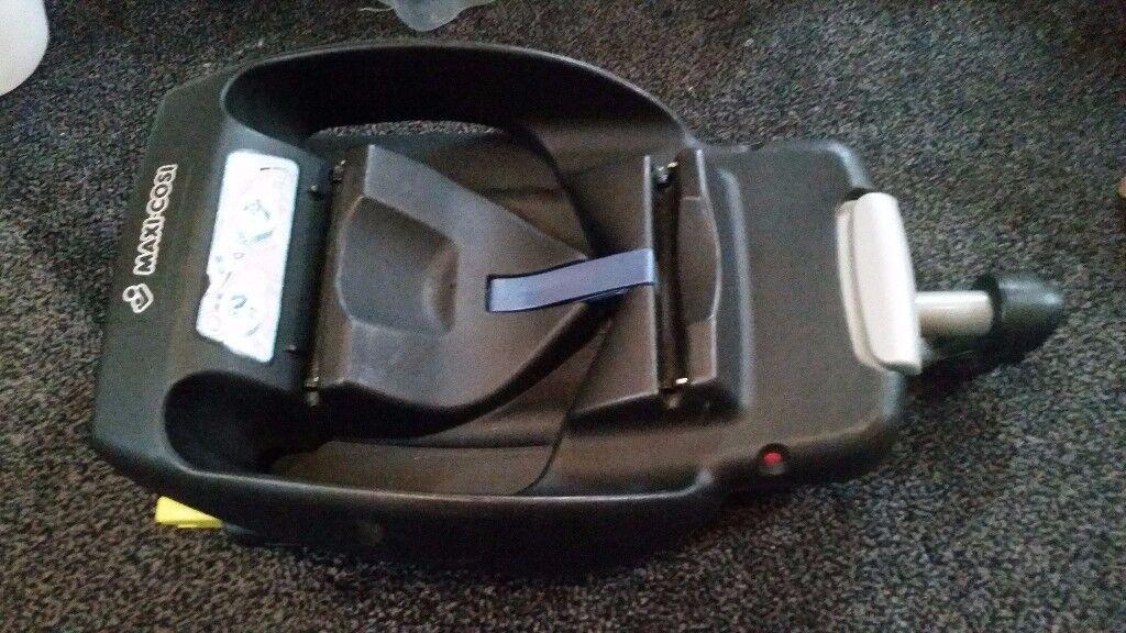 Maxi-Cosi Iso-Fix Car Seat Base