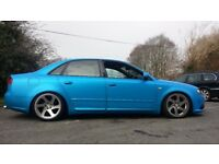 Modified Audi A4 S Line 2.0 TDI Diesel Special Edition SWAP
