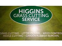 Grass Cutting Services weeding tree felling garden services