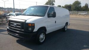 2011 Ford Fourgon Econoline Commercial