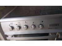 Leisure Zenith 100 Electric Cooker with 5 cooking hobs and 3 ovens-(Very Good condition)