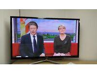 """Samsung 60"""" plasma smart / 3d tv for sale at Morley tv sales, Leeds"""