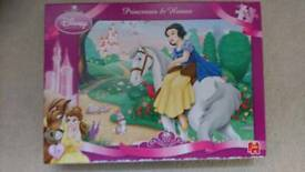 Disney Princess snow White puzzle