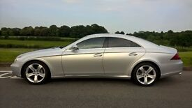 2010 (60 reg) Mercedes Benz CLS 350 3.0 CDI Diesel, LOW MILEAGE, 7 speed 7G-tronic automatic