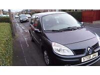 2008 Renault Megane Scenic / mot 04/2008