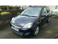 Ford Fiesta 2009 petrol long mot