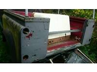 Land rover 90 tub