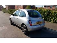 Nissan Micra, AUTOMATIC, 2007 YEAR, LOW MILES, FULL SERVICE HISTORY