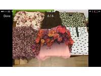 Size 8-10 clothes bundle
