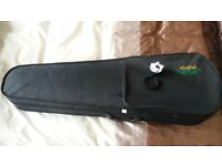 5 STRING ELECTRIC ACOUSTIC VIOLIN, NEW CONDITION. REDUCED PRICE £75 FINAL REDUCTION
