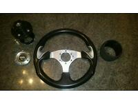 Citroën Saxo / Peugeot 106 Steering Wheel