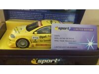 Scalextric C2474A Opel Astra V8 Coupe Team Phoenix No 7 Limited Edition