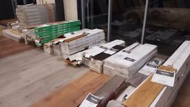 Wood & Laminate Flooring Packs - Seconds / End of Line from £1.60 per metre