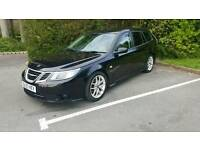 2008 SAAB 93 TID ESTATE AUTO