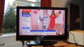 "Samsung 42"" TV HD Ready with Freeview Excellent Condition"