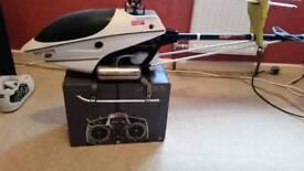 Nitro helicopter