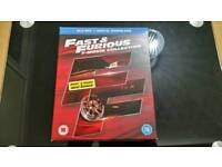Fast & Furious 7-Movie Collection (Blu Ray)