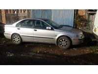 VOLVO S40 ENGINE £225[CAN SALE COMPLETE£POA BUYER ID RE] DESMENTLED MOST MAKES MODELS FOR PARTS PLRG