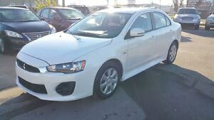 2016 Mitsubishi Lancer 10 YEARS FACTORY WARRANTY ,VERY LOW KILOM