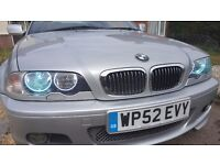 BMW 330ci M-sport With almost full service history!