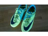Size 3 Fooball boots Nike