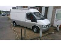 Ford transit 280 mwb hightop 55reg