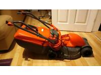 Flymo lawnmower RE320 wheeled