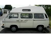 Vw t25 campervan 1.9td
