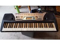 Yamaha PSR-170 Keyboard. In good condition together with power supply and manual