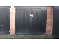 Garage to let South Denton Newcastle £45 per month