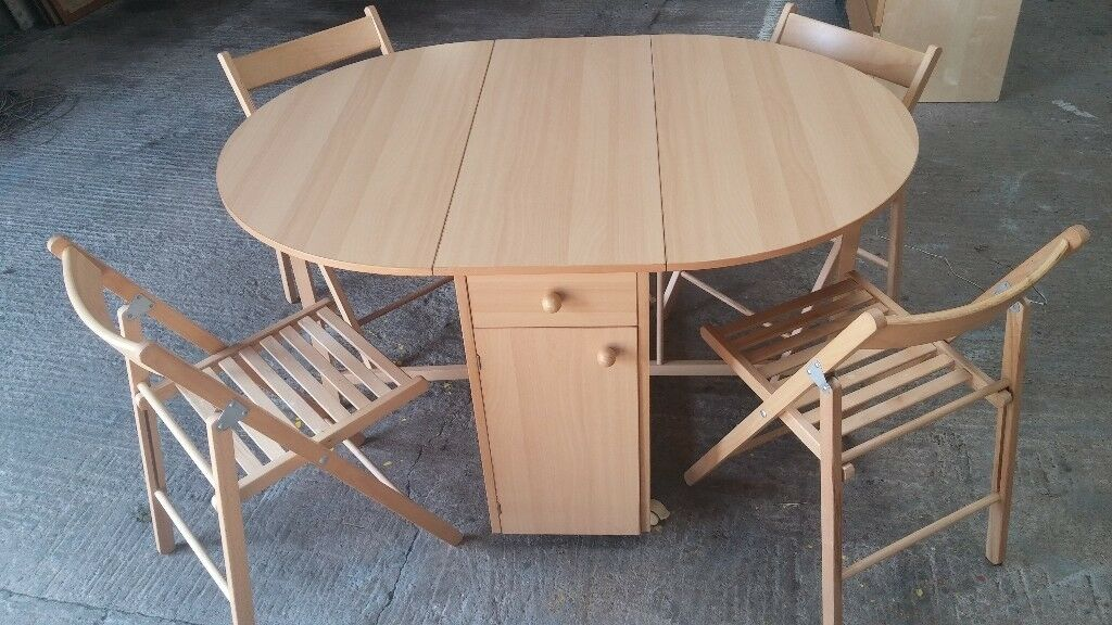 Mopan Erfly Folding Table And Chairs In Catrine East Ayrshire Gumtree