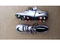 Nike Mercurial Vapour Football Boots (SG Pro). Size 10