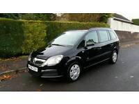 Part ex / Swap - 2007 Vauxhall Zafira 1.9 cdti diesel 7 seater - only 70k with full service history