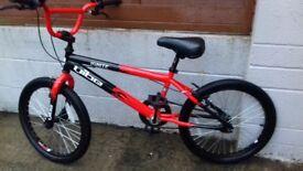 "Vibe ignition 20""wheel bmx bike"
