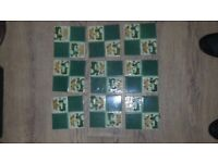 Tiles vintage 15