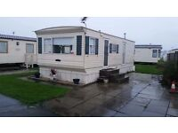 4 Berth static caravan £2500 o.n.o