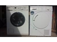 MIELE W3240 washing machine. SCRAP PARTS ONLY