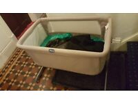 Very cheap. Beautiful baby bed. Collect today cheap