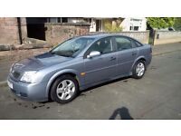 SWAP. VECTRA 1.8 9 Month M. O. T Low miles