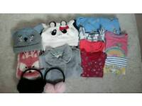 3-4yrs girls clothes bundle (more things added not on photos)