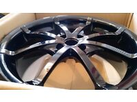 "17"" TSW Honda Civic wheels"