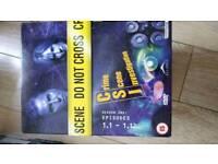 CSI season 1 - 6