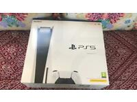 Ps5 disc edition - brand new and sealed