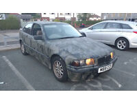 BMW E36 316i Compact Camouflage quick sale!