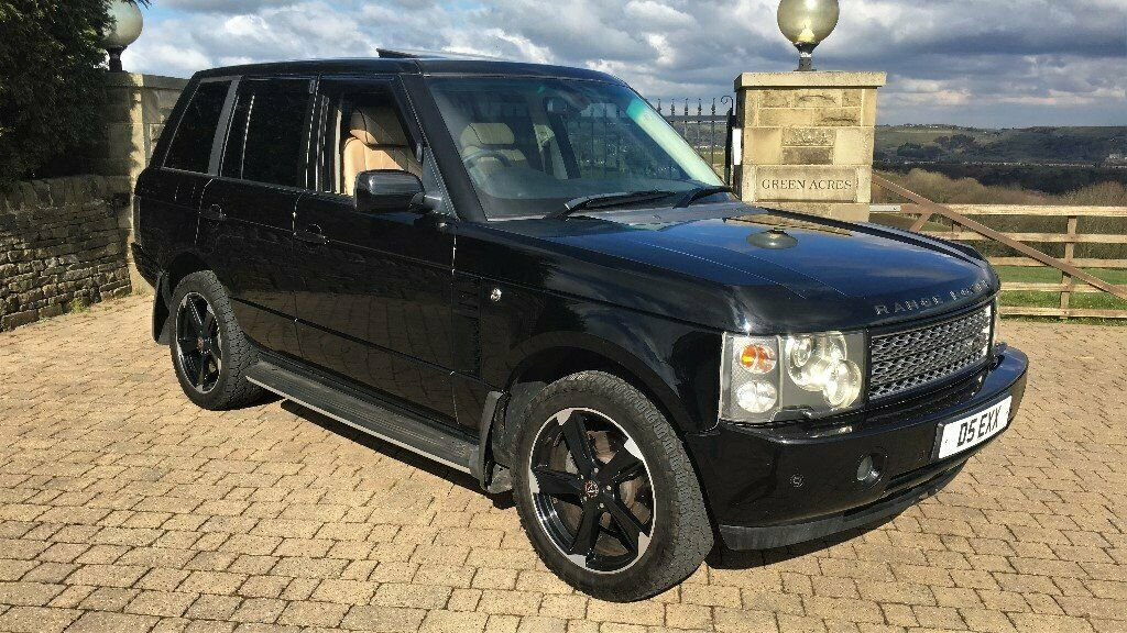Land Rover Halifax >> Range Rover Vouge 3 0 Td6 Land Rover Hpi Clear In Halifax West Yorkshire Gumtree