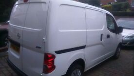 NISSAN NV200... NO V.A.T... PRIVATE SALE...2011(60)... 1 PREVIOUS OWNER.