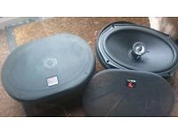 Car speakers Focal