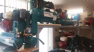 Industrial Grade TECHQUIP Sprinkler Sytem Air Compressors-IN STOCK!!!